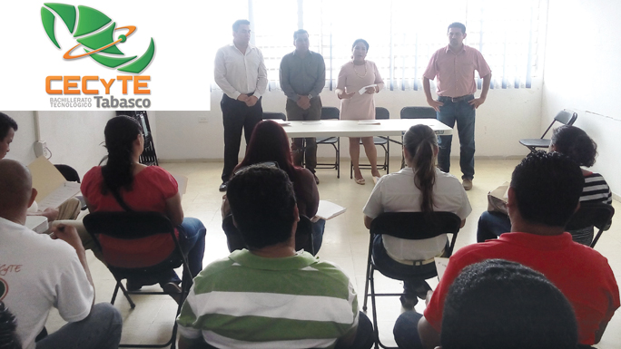 CECyTE Tabasco afina planes rumbo a la Expociencias Tabasco 2016