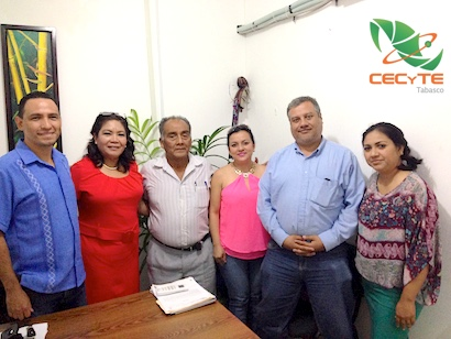CECyTE Tabasco Sede Estatal de la 4ta. Expo Ciencias 2016